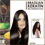 Brazilian Keratin reconstruction