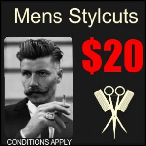 Mens cut promo- website